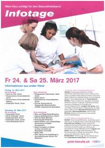 Infotag Gesundheitsberufe 2017